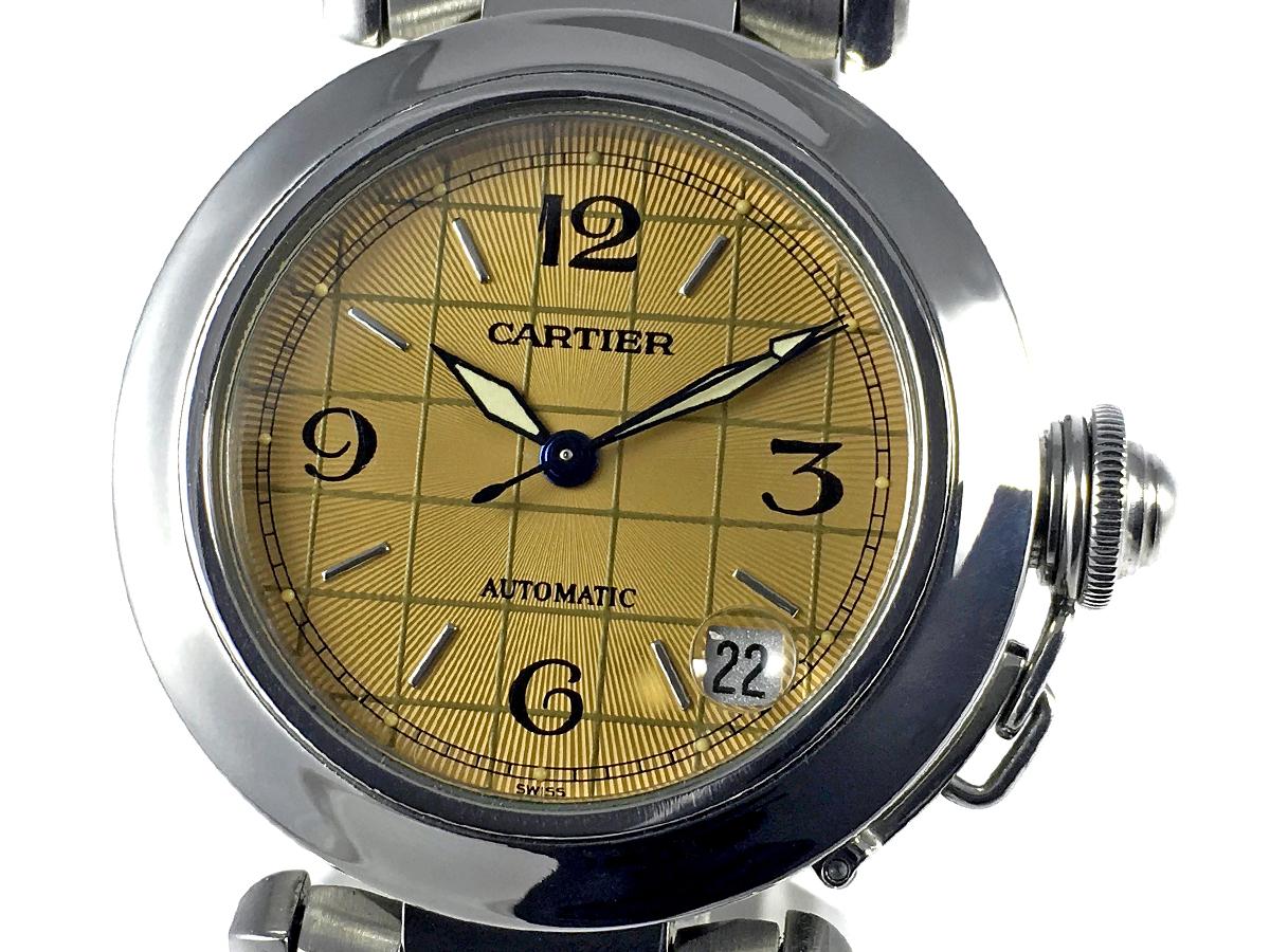 7e4e4759adad2 RELOJ Cartier Pasha C Automatic - ref. 2324 - Entropia Watches ...