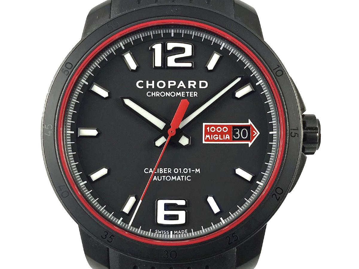 7edd247c8745 RELOJ Chopard Mille Miglia GTS Speed Black - ref. 8565 - Entropia ...